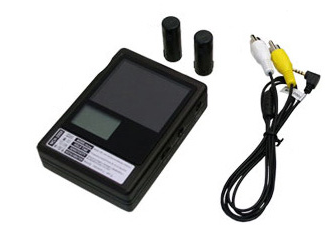 VIP-350X射频无线信号扫描器