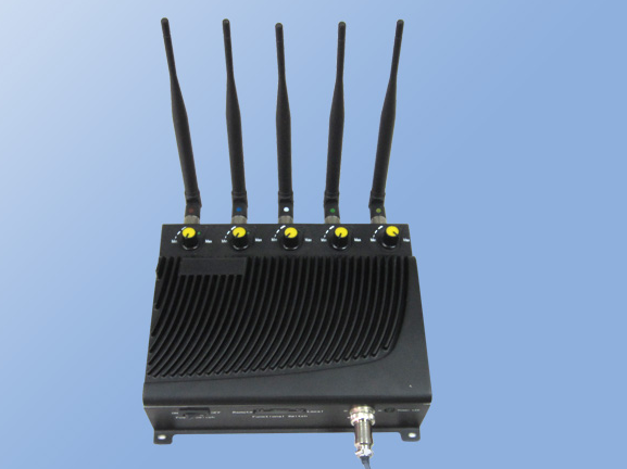 SMA-PBW5通道手机信号屏蔽器