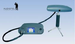Audiotel最新频谱分析仪Scanlock M3